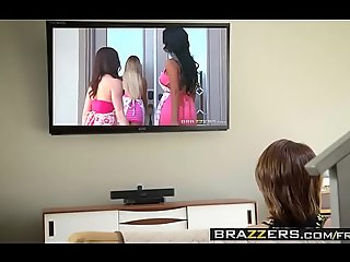Brazzers - Teens Like It Obese - (Cece Capella, Johnny Sins) - What A Shafting Coincidence 2 - Trailer preview