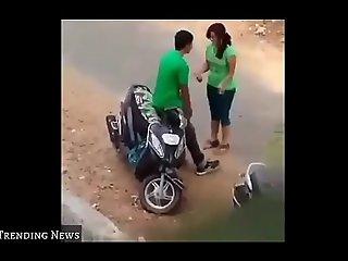 Hot extreme indian bhabhi enjoying nearby ex boyfriend 2018