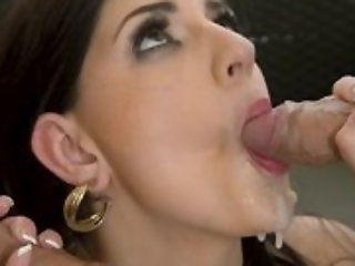 Secretary Miranda Miller plays back her pussy in office, fingering pussy together with touching it, then bigwig fucks her in hardcore sex act together with a nice cumshot afterall