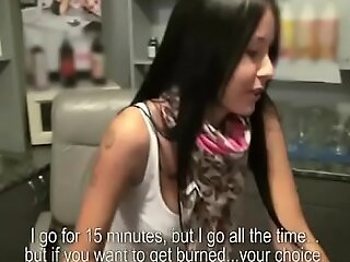 Public Dick SUcking With Czech Amateur Teen Be advantageous to A Scarcely any Bucks 30