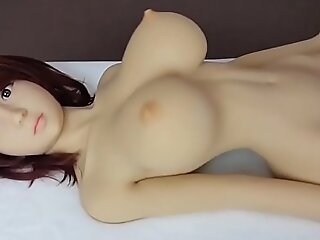 Sexy Teen Doll helter-skelter Bouncy Jiggly Breasts of Tit Fuck