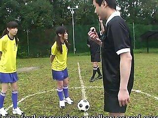 副标题ENF CMNF日本裸体足球处罚游戏高清