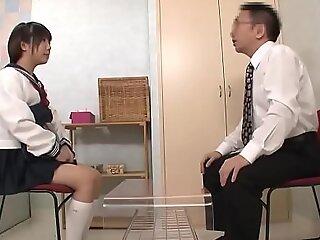 热娇小日本青少年在女生制服搞砸面试-部分5/5