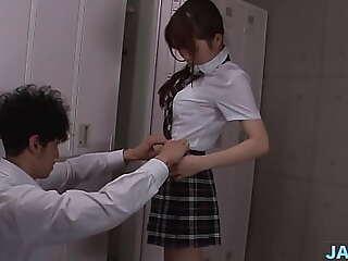 They are so cute Japan schoolgirls Vol 104