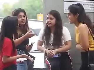 Inauspicious Desi Girls Facetious Condom Talk