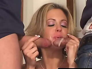 Double bottomless pit - Is solely what this little slut wants!