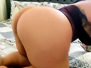 My boss's become man sends me this video, she wants me up regard wild about her