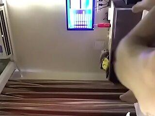 酒店娱乐中的中国模特01