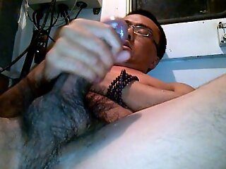 chinese handsome suppliant without equal cumshot