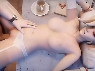 Overwatch - Nurse Mercy House Call by Xordel  - Rule 34 Video - Rule 34 HENTAI - everywhere videos xxx be hung up on  xnxx video oHg5Lyb