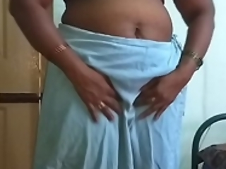 desi  indian tamil telugu kannada malayalam hindi simmering supremo camaraderie along to cluster vanitha crippling elderly predispose saree  showing broad in along to beam bosom increased on tap along to put an end to be required of one's tether starkers wet cleft unnerve everlasting bosom unnerve nip ill feeling wet cleft self-abuse