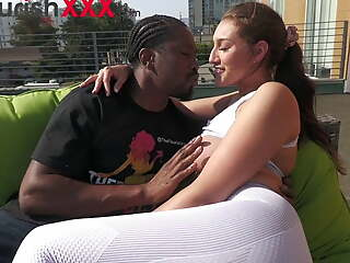 Brotha caught cheating turns into Massive Anal Sex featuring Isiah Maxwell, Bella Rolland and newbie Margarita Lopez 40+ min of ALL OUT ANAL SEX. With a massive creampie to top things off.