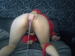 Her holes show how importantly she loves dealings