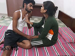 Indian College Inclusive Dealings With Her Boyfriend