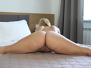 flexible curvy stepsis' first time mainly video