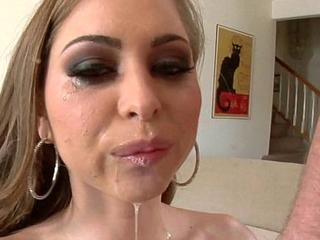 Sloppy Face #04 Heather Vahn, Riley Reid, Juelz Ventura, Tiffany Minx, Skin Diam