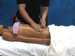 Massage porn belt up