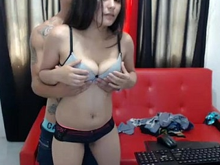 cute mexican girl suck coupled with dear one