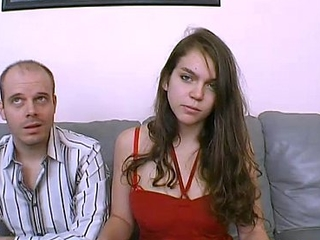 This young pupil co-ed is getting fucked by all of them! French amateur